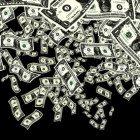 Money-flies