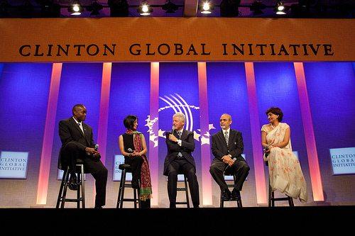 CGI Photo by Taylor Davidson / Clinton Global Initiative.