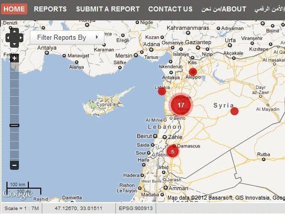 Crisis Map