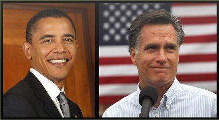 Romney Obama