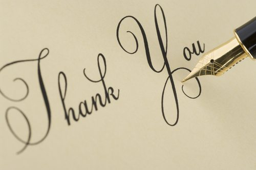 Thanking Your Donors Non Profit News Nonprofit Quarterly