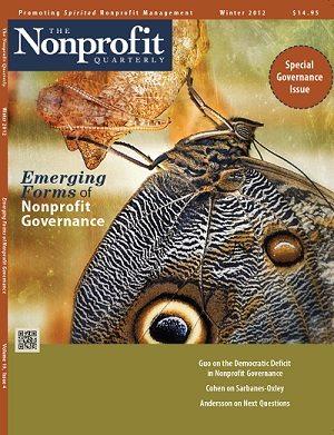 Winter 2012 Cover