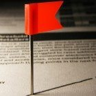 Red-flag-paper