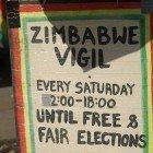 Zimbabwe-vigil