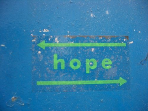 Hope Non Profit Website