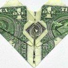 Dollar-heart