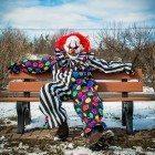 Creepy-clown