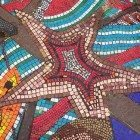 Mosaic-star