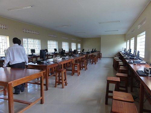 Uganda tech lab