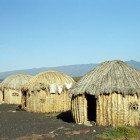 Kenya-huts