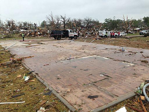 granbury damage