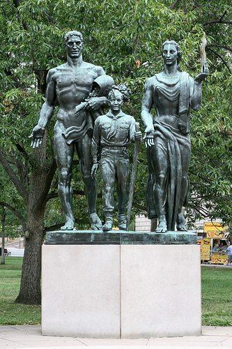 scouts-statue