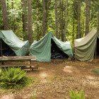 BSA-tenting