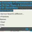 Concepts-Governance