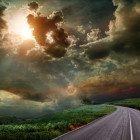 sun-road