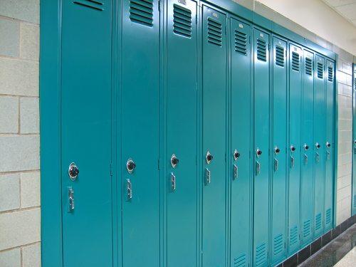 school-lockers