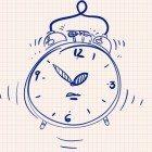 Clock-ticking