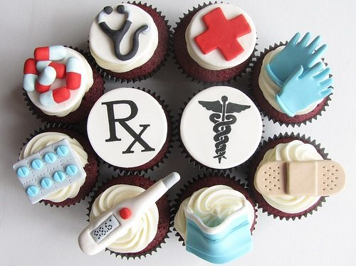 Health-cupcakes