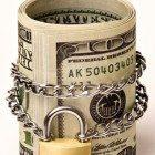Locked-money