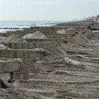 Sandy-shore
