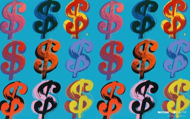Warhol-money