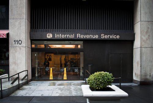 IRS-entrance