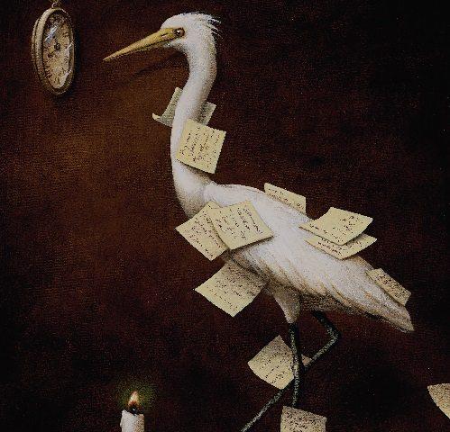 Shady Stork