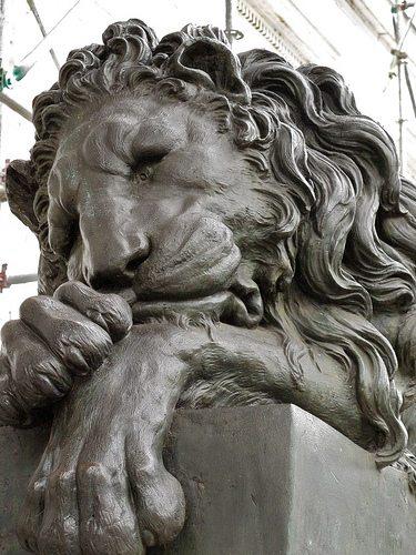 corcoran-lion