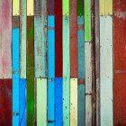 Colorful-wood