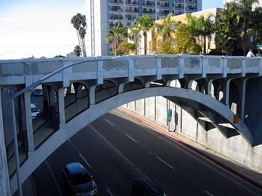 Georgia Street Bridge San Diego
