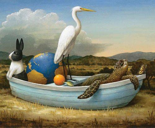 Bird World Boat