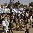 Karachi-protesting