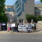 NSA-protestors