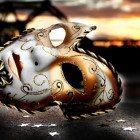 Opera-mask