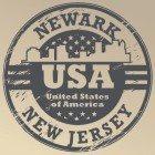 Newark-stamp