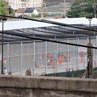 Jail-yard