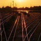 Crossing-tracks