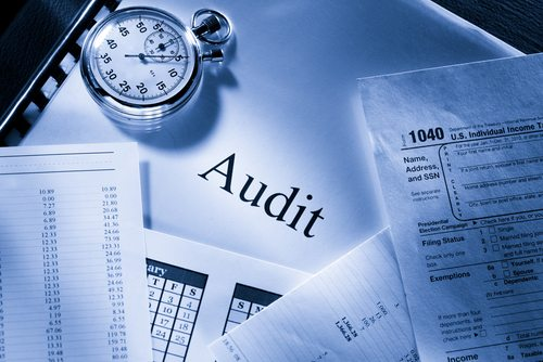Audit tax-exempt status