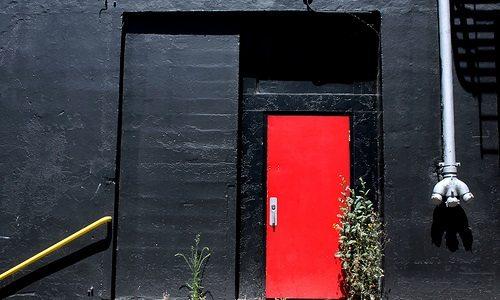 back door for the poor