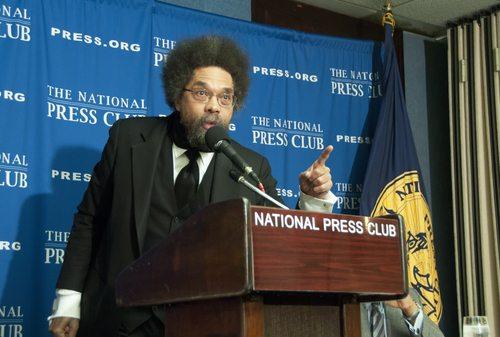 Cornel West on Obama