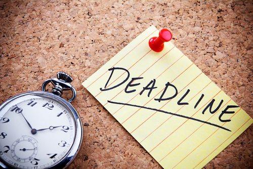 Deadline for ACA
