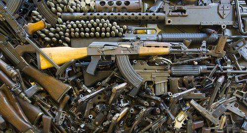 Gun buy backs