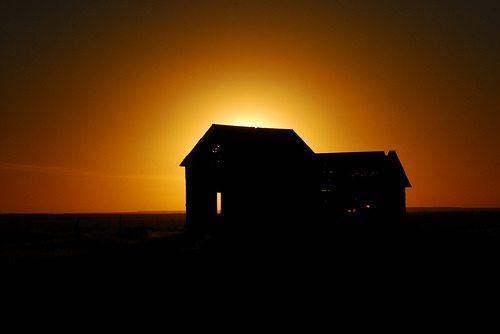 Abandoned rural farm - Las Animas, Colorado
