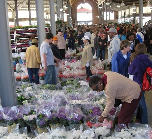 Detroit Market