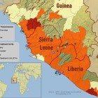 Ebola-map
