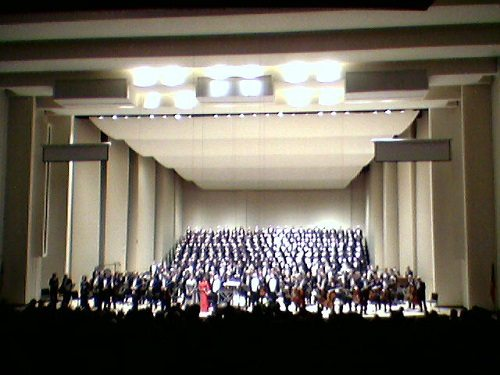 Orchestra Size