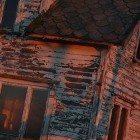 Decrepit-house