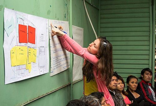 Peru activists