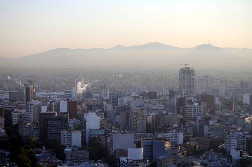 Mexico City Pollution