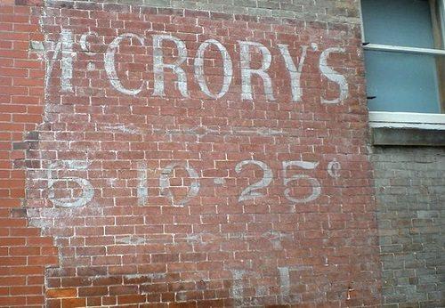 McCrorys